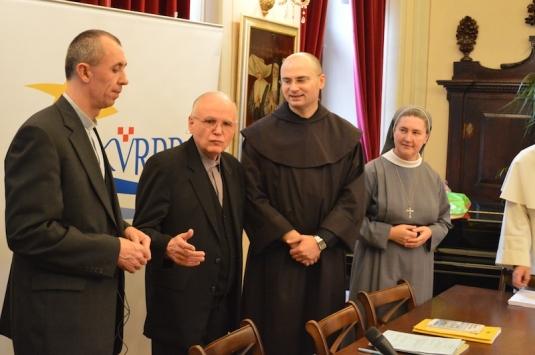 Apostolski nuncij pohodio 44. plenarnu skupštinu HKVRPP-a
