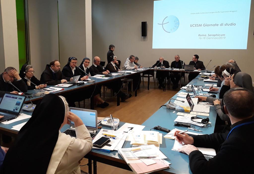 Održana radionica Unije europskih konferencija viših redovničkih poglavara i poglavarica