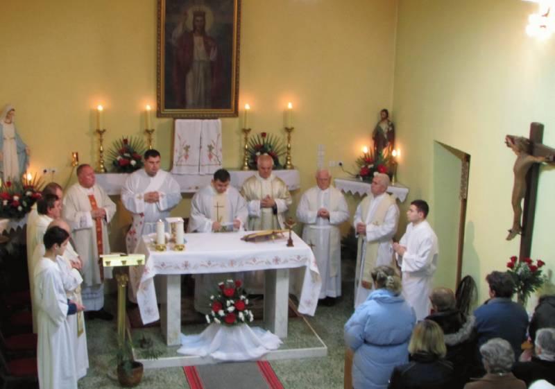 80 godina nazočnosti franjevaca u Ogulinu