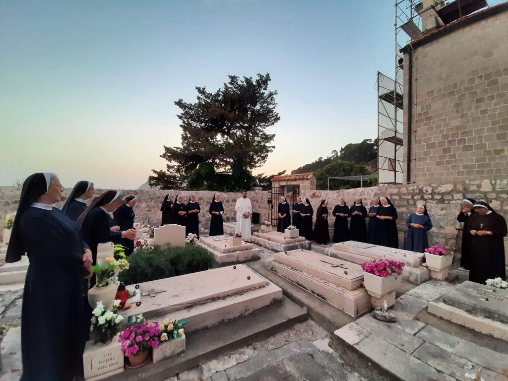 Sestre franjevke od bezgrjesnog zaceca u dubrovniku proslavile obljetnice zavjetovanja 3