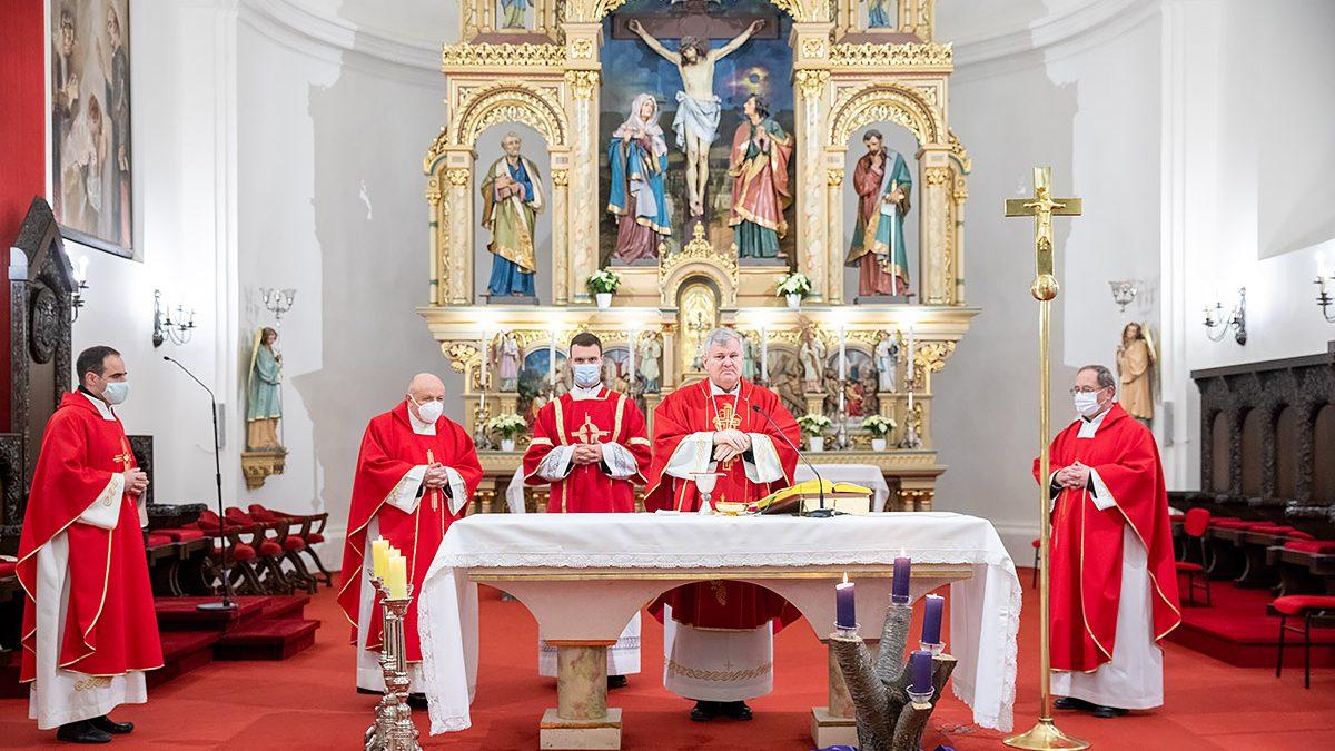 Biskup Košić predvodio proslavu bl. Drinskih mučenica u Sisku
