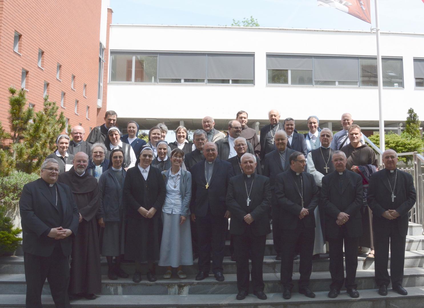 Održana Skupština Konferencije redovničkih ustanova Slovenije