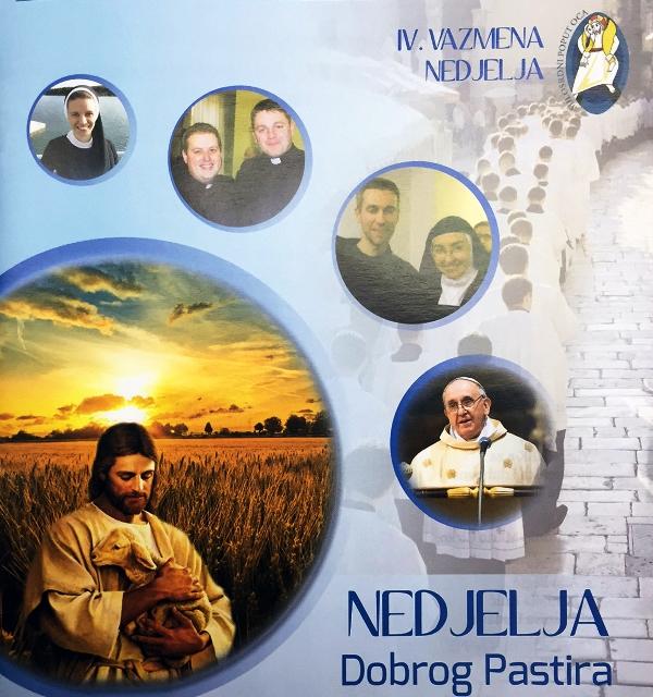 Svjetski molitveni dan za duhovnih zvanja i hodočašće mladih Zagrebačke nadbiskupije