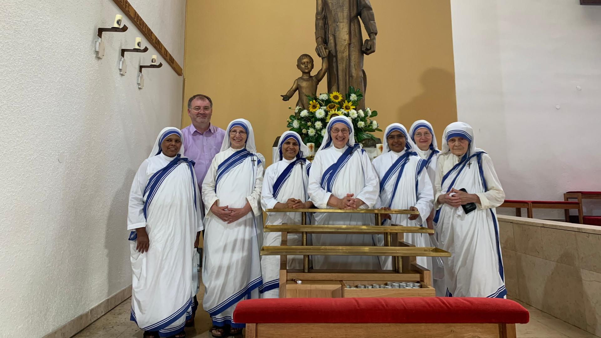 Misionarke ljubavi u Josipovu svetištu