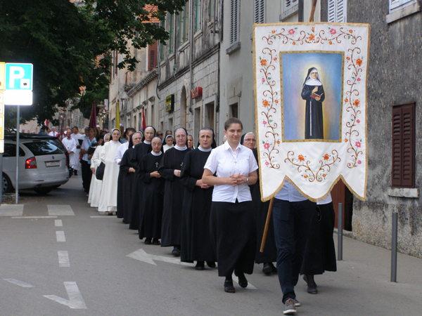 Blagdan bl. Marije Propetog Isusa Petković prolavljen u Blatu na Korčuli