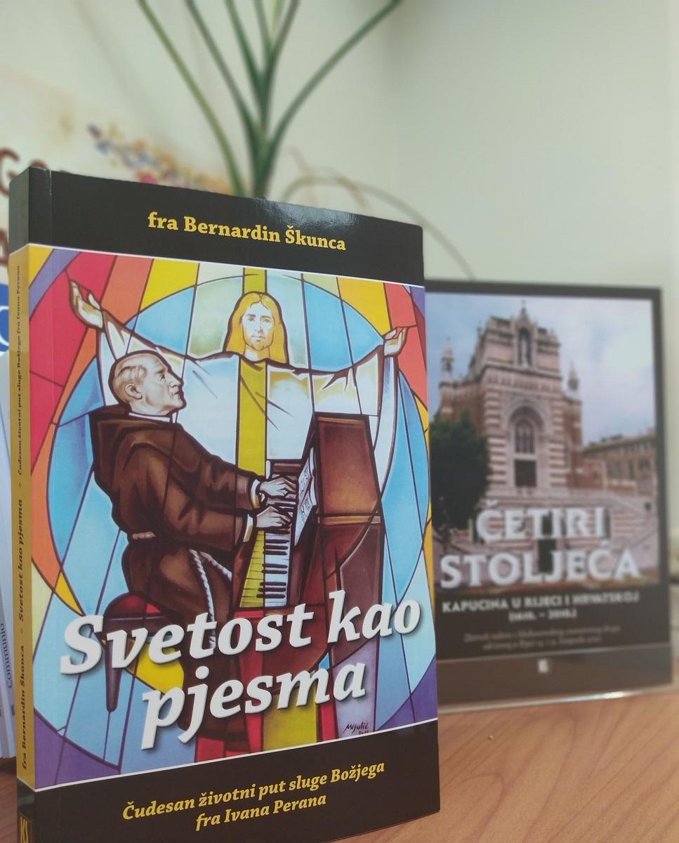 """Predstavljena knjiga fra Bernardina Škunce """"Svetost kao pjesma"""""""