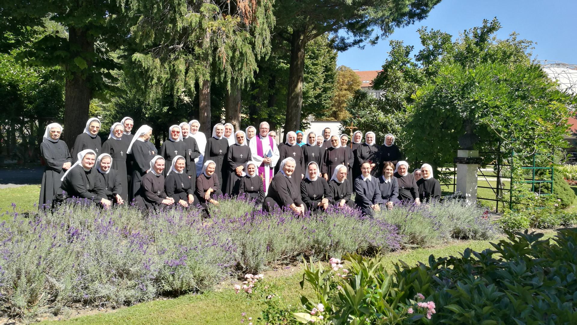Proslavljena 175. obljetnica dolaska Družbe sestara milosrdnica u Zagreb