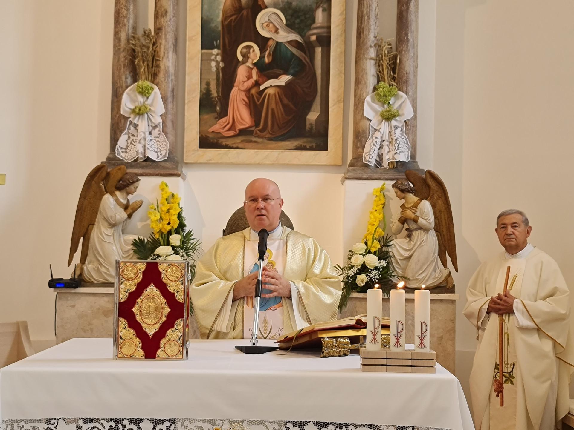 Proslavljena 25. obljetnica svećeničkog ređenja fra Josipa Blaževića