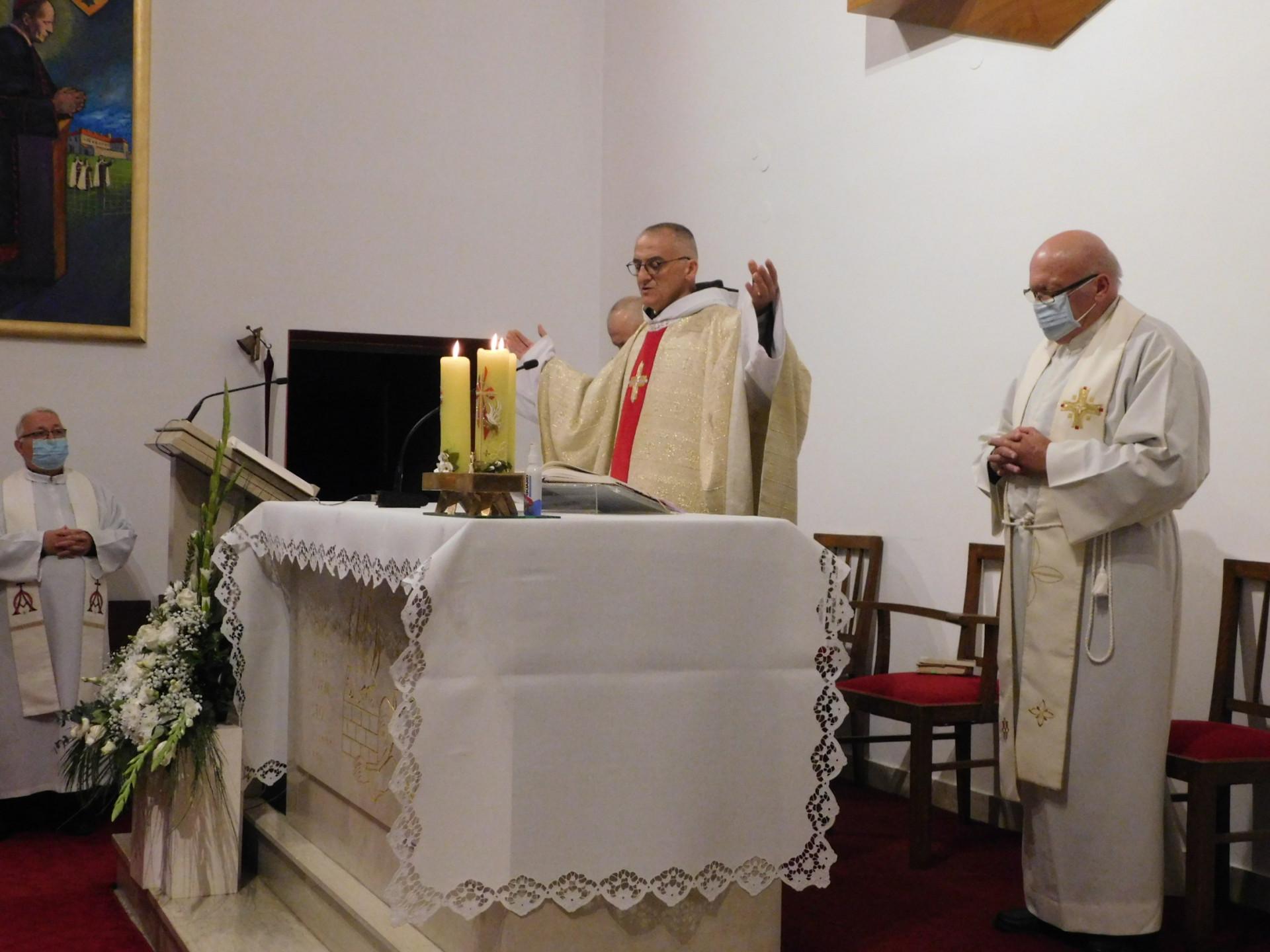 U Stepinčevu Karmelu proslavljena prva naučiteljica Crkve