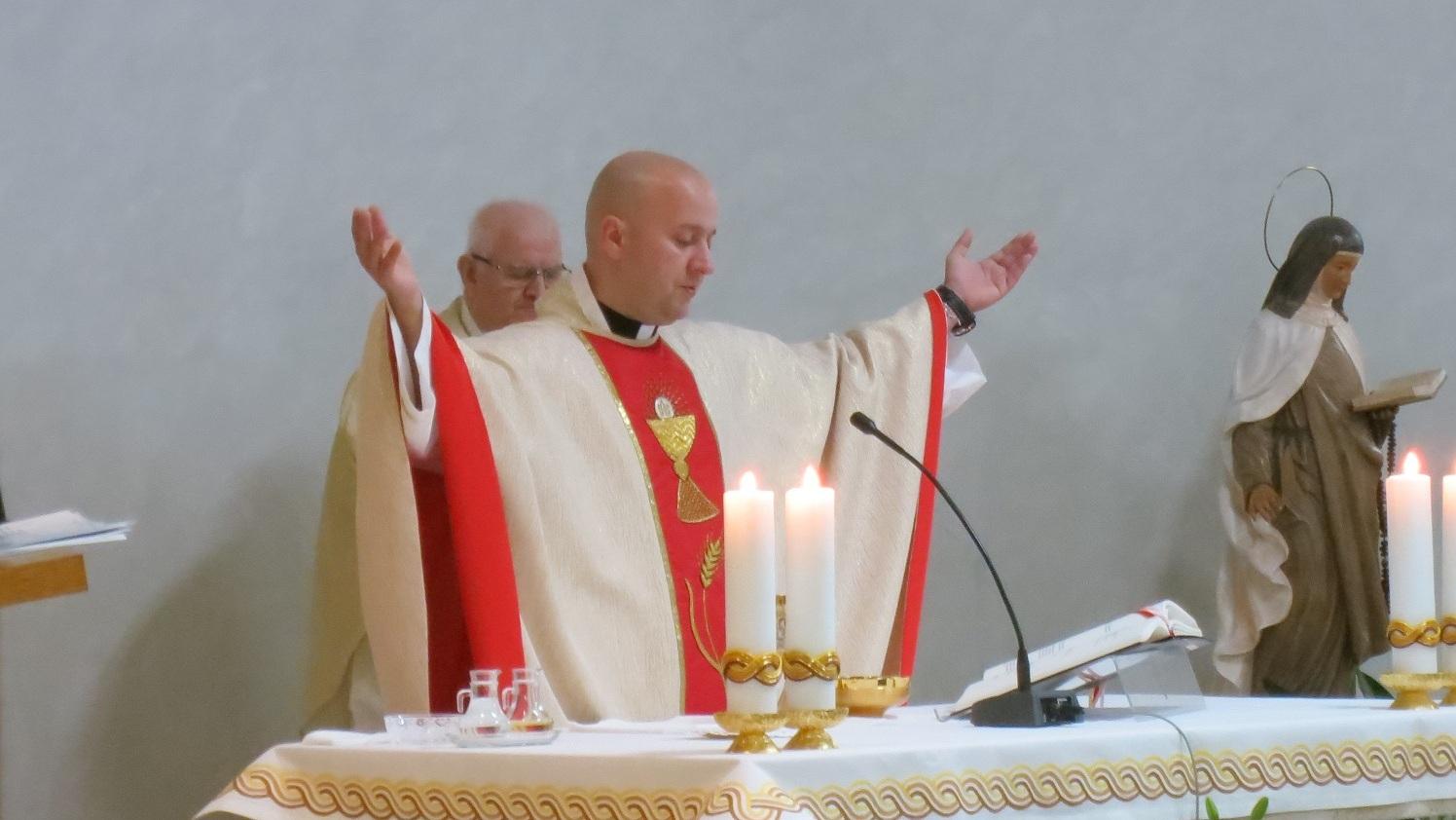 U bistričkom Karmelu proslavljena sv. Terezija Avilska