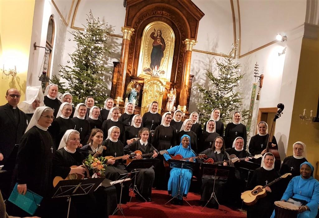 Božićni koncerti sestara milosrdnica