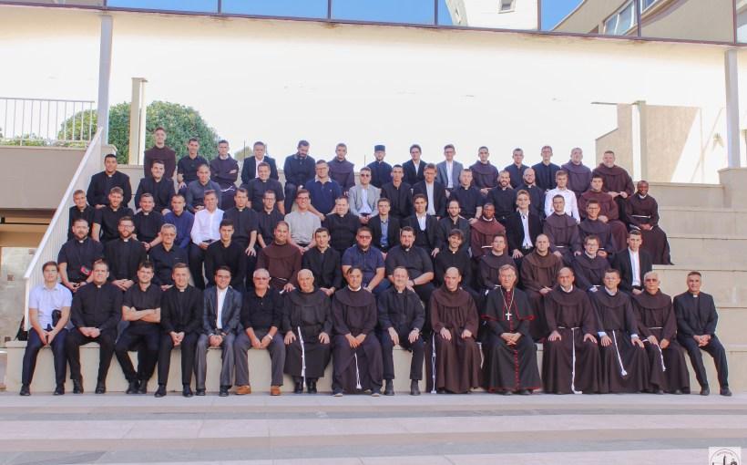 Proslava sv. Franje u franjevačkom klerikatu na Trsteniku u Splitu