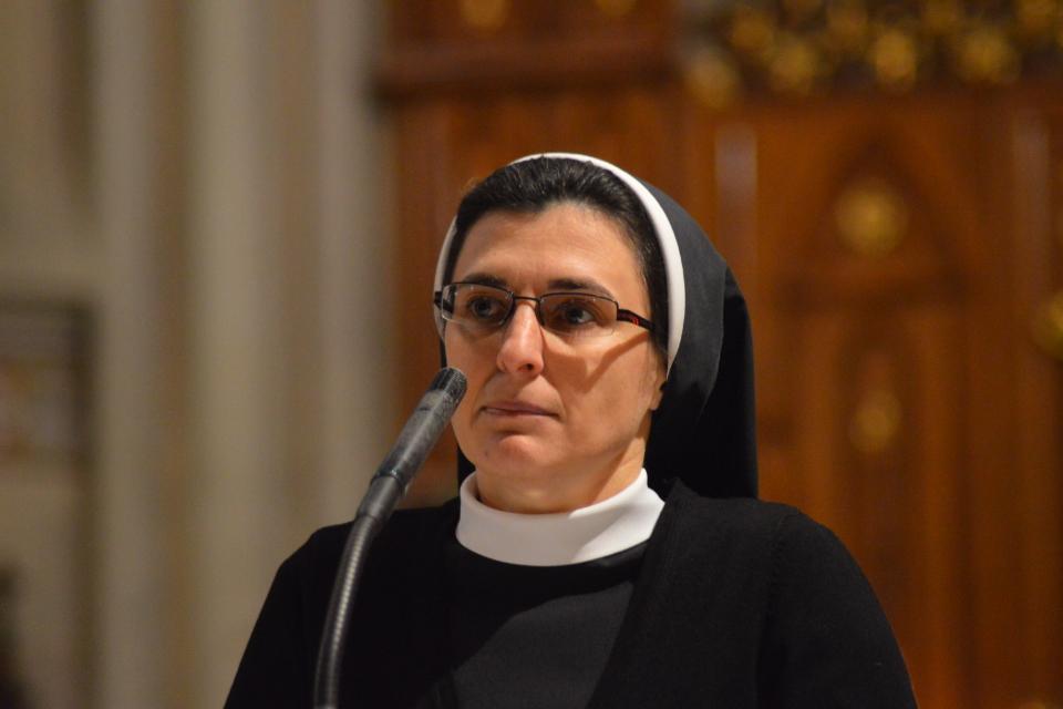 s. Silvana Fužinato iz Družbe Presvetog Srca Isusova
