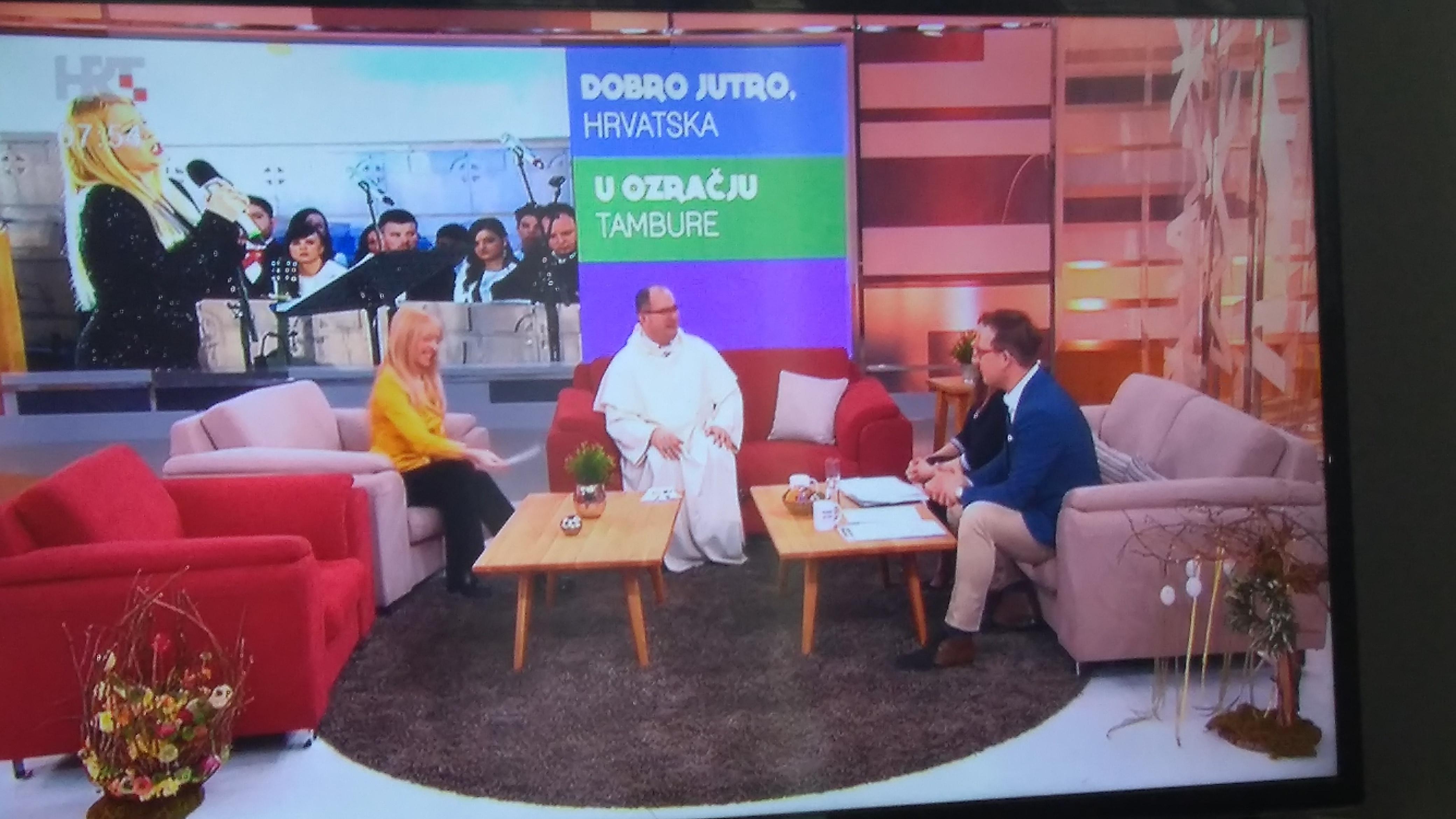 007 najava u dobro jutro hrvatska, 2. 4. 2018