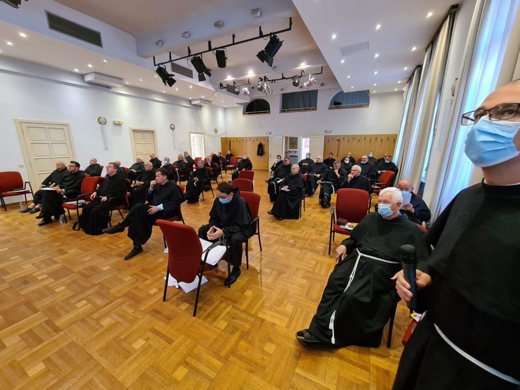 Izvanredni kapitul franjevaca konventualaca i posveta bezgresnoj 1