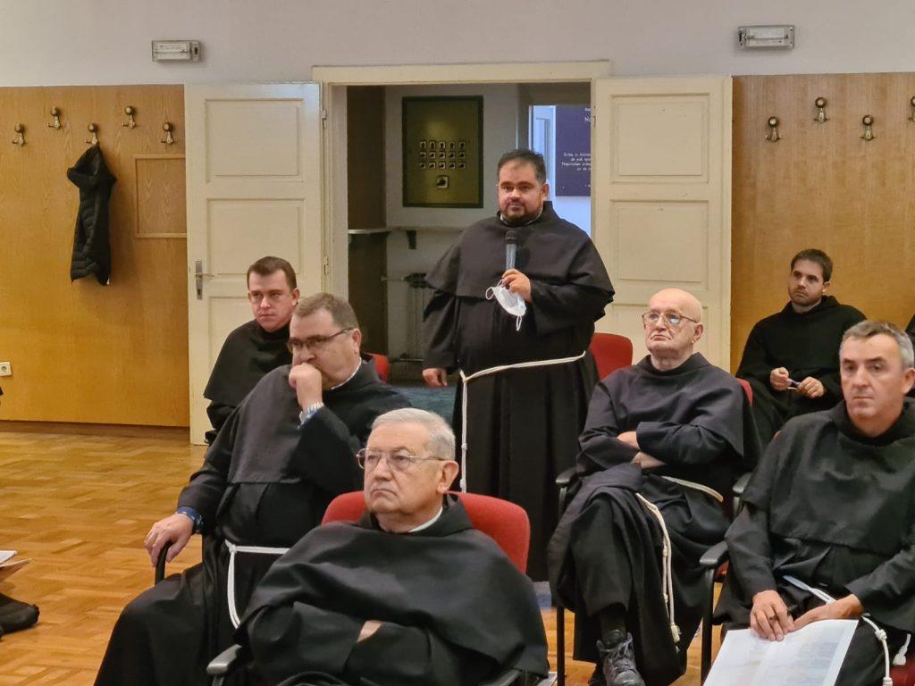 Izvanredni kapitul franjevaca konventualaca i posveta bezgresnoj 2