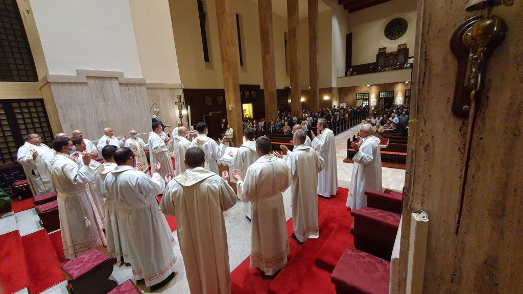 Izvanredni kapitul franjevaca konventualaca i posveta bezgresnoj 3