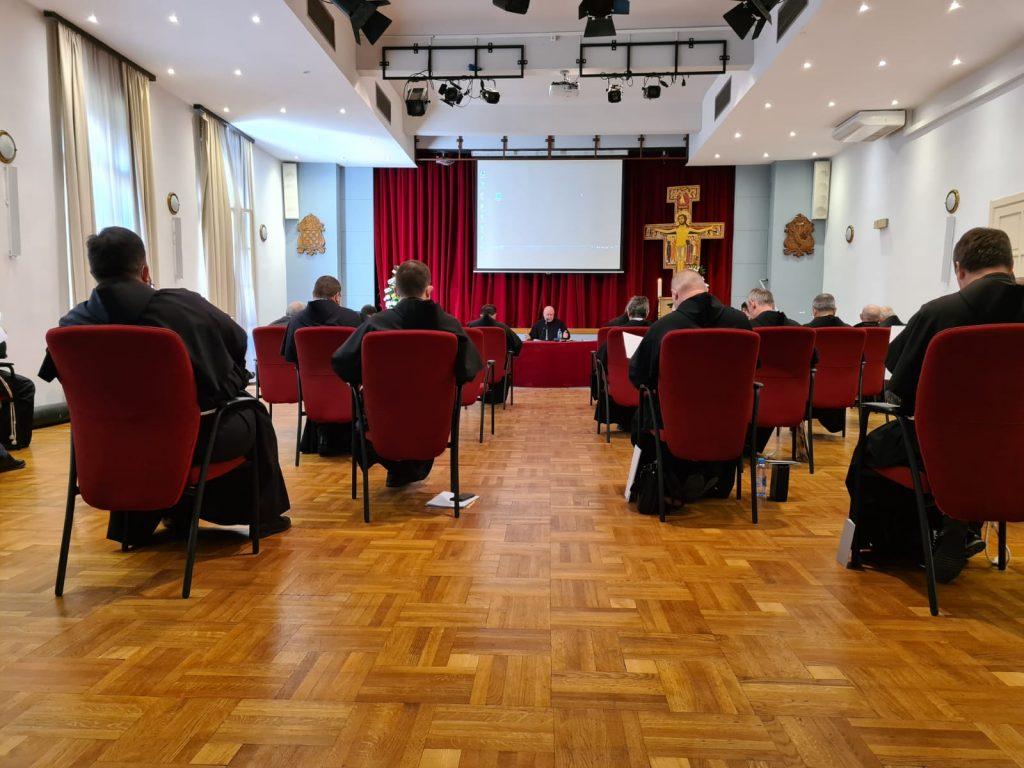 Izvanredni kapitul franjevaca konventualaca i posveta bezgresnoj 5