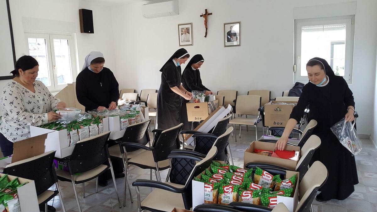 Povjerenstvo hrk za medicinske sestre redovnice pohodilo dom za psihicki oboljele odrasle osobe lobor-grad 1