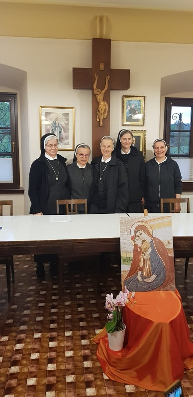 Nova vrhovna uprava marijinih sestara cudotvorne medaljice 2