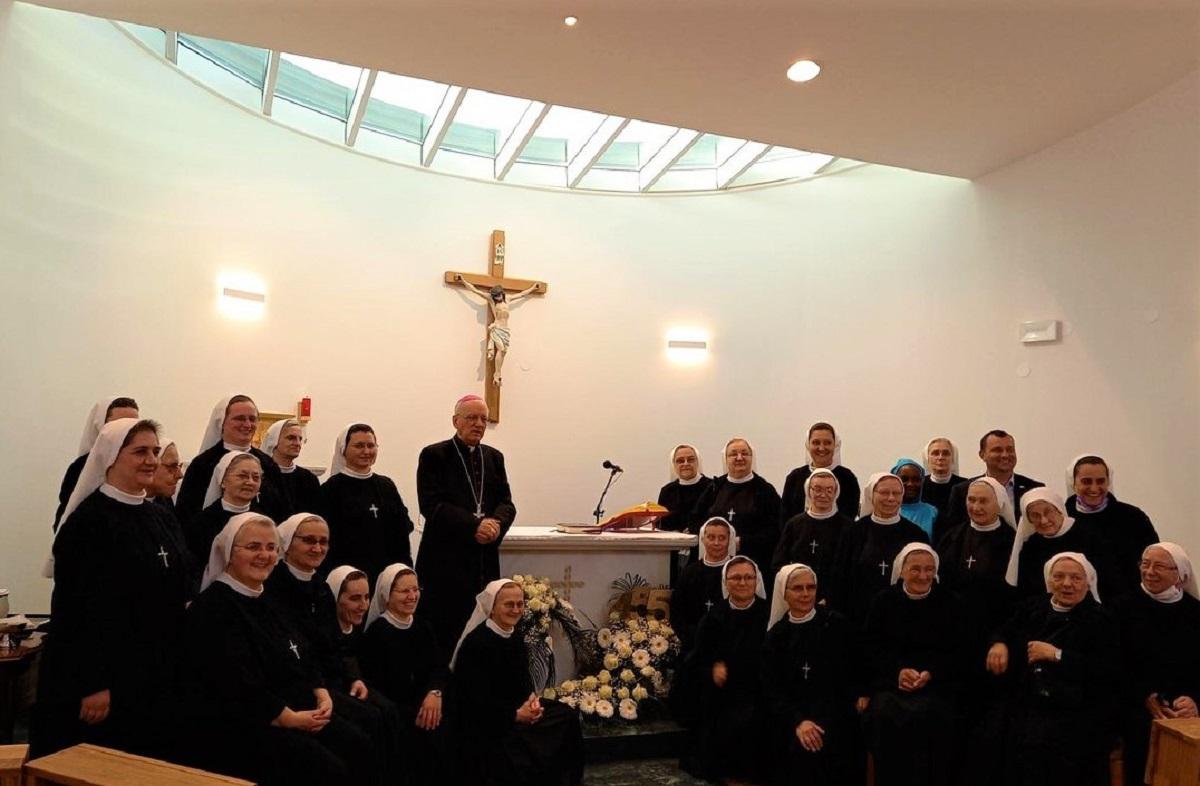 Proslava 155 obljetnice djelovanja sestara milosrdnica u daruvaru 1
