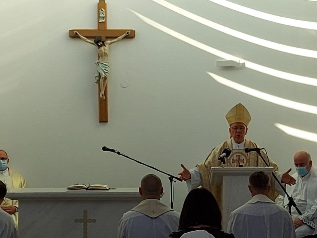 Proslava 155 obljetnice djelovanja sestara milosrdnica u daruvaru 7